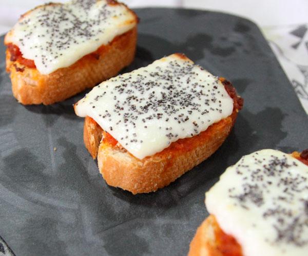 Sobrasada con queso fresco